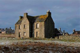 Tom Schmid, Bild aus dem Fotoessay zu den Äusseren Hebriden